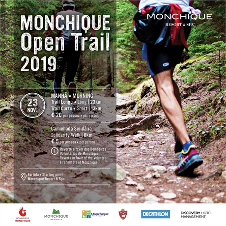 MONCHIQUE OPEN TRAIL 2019